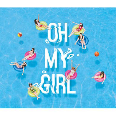 Apple Music OH MY GIRL - SUMMER SPECIAL ALBUM [LISTEN TO MY WORD]