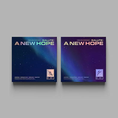 Apple Music [PRE-ORDER] AB6IX - 3RD EP REPACKAGE [SALUTE : A NEW HOPE]