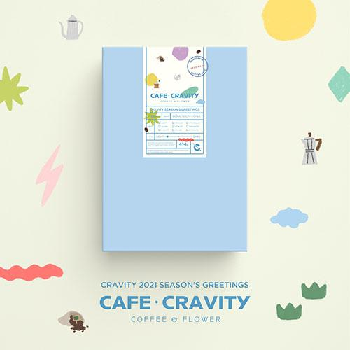 Apple Music [PRE-ORDER] CRAVITY - 2021 SEASON'S GREETINGS [CAFE.CRAVITY]