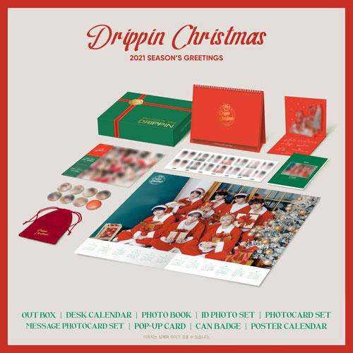 Apple Music [PRE-ORDER] DRIPPIN - 2021 SEASON'S GREETINGS [DRIPPIN CHRISTMAS]
