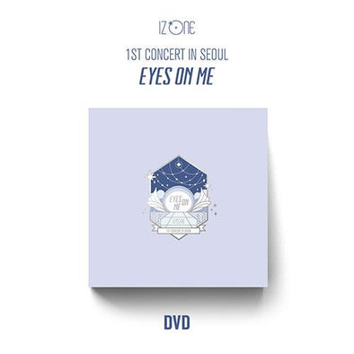 Apple Music [PRE-ORDER] IZ*ONE - 1ST CONCERT IN SEOUL [EYES ON ME] DVD