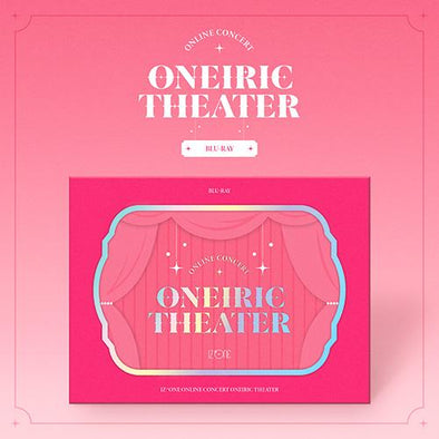 Apple Music [PRE-ORDER] IZ*ONE - ONLINE CONCERT [ONEIRIC THEATER] BLU-RAY