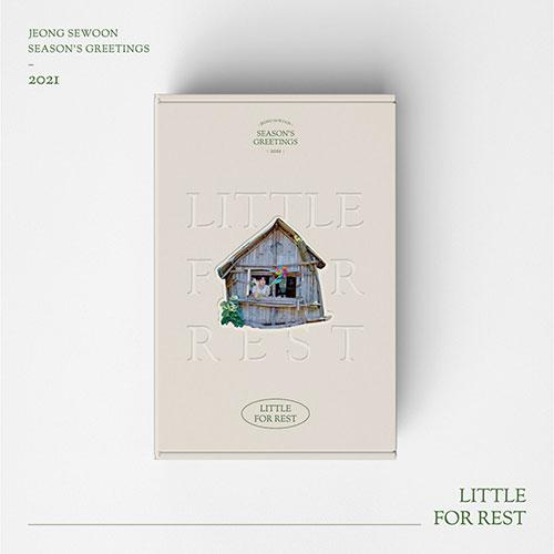 Apple Music [PRE-ORDER] JEONG SEWOON - 2021 SEASON'S GREETINGS [LITTLE FOR REST]