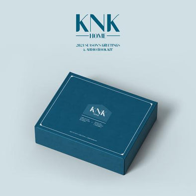 Apple Music [PRE-ORDER] KNK - 2021 SEASON'S GREETINGS & AUDIO BOOK KIT