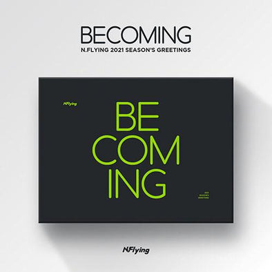 Apple Music [PRE-ORDER] N.FLYING - 2021 SEASON'S GREETINGS [BECOMING]