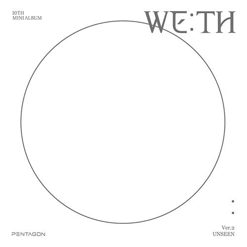 Apple Music [PRE-ORDER] PENTAGON - 10TH MINI ALBUM [WE:TH]