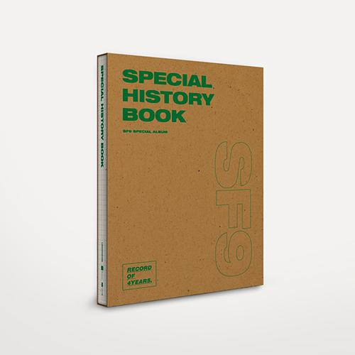 Apple Music [PRE-ORDER] SF9 - SPECIAL ALBUM [SPECIAL HISTORY BOOK]