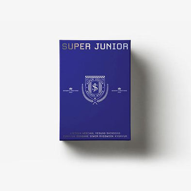 Apple Music [PRE-ORDER] SUPER JUNIOR - 2021 SEASON'S GREETINGS