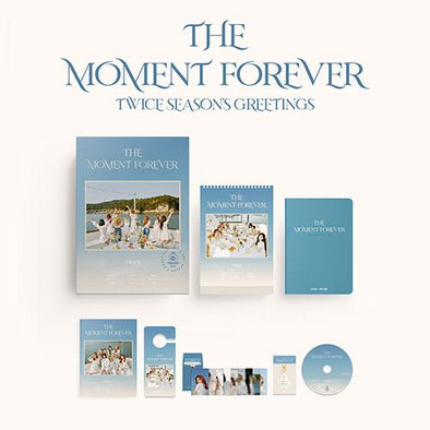 Apple Music [PRE-ORDER] TWICE - 2021 SEASON'S GREETINGS [THE MOMENT FOREVER]