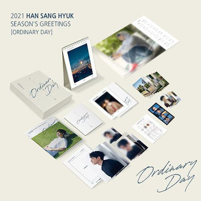 Apple Music [PRE-ORDER] VIXX HYUK (HAN SANGHYUK) - 2021 SEASON'S GREETINGS [ORDINARY DAY]