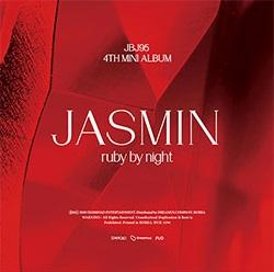 Apple Music RUBY BY NIGHT ver. [PRE-ORDER] JBJ95 - 4TH MINI ALBUM [JASMIN]