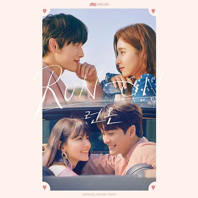 Apple Music RUN ON 런온 - OST (2CD)