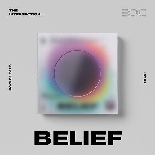 Apple Music UNIVERSE ver. [PRE-ORDER] BDC - 1ST EP ALBUM [THE INTERSECTION : BELIEF]