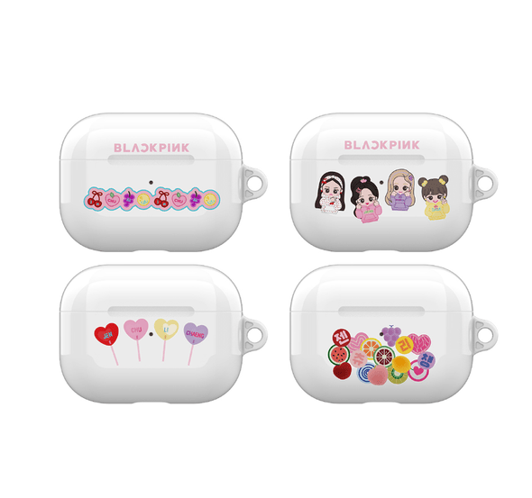 COKODIVE 04 Airpods PRO Case - Design1 [PRE-ORDER] BLACKPINK - YGBOX8 [SPRING EDITION] MD