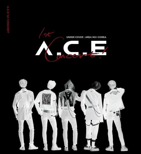 COKODIVE A.C.E - 1ST CONCERT [UNDER COVER] OFFICIAL MD