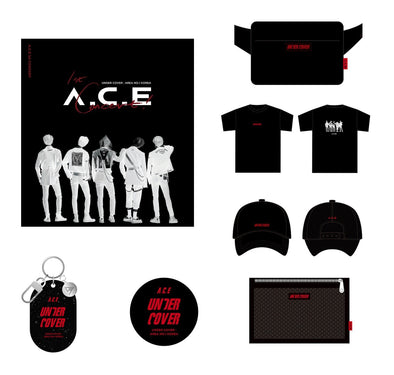 COKODIVE A.C.E - 1ST CONCERT [UNDER COVER] MD