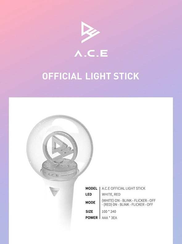 COKODIVE A.C.E - OFFICIAL LIGHT STICK VER.2