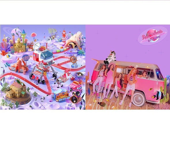 COKODIVE [PRE-ORDER] RED VELVET - 7TH MINI ALBUM [THE ReVe FESTIVAL DAY2]