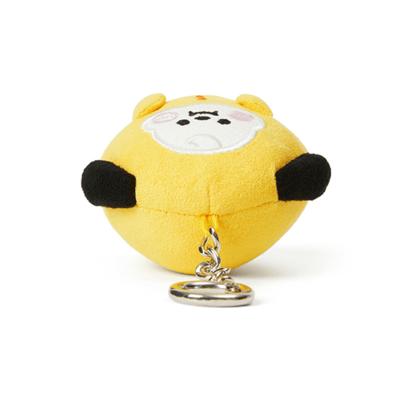 COKODIVE BT21 BABY CHIMMY PONGPONG BAG CHARM (7CM)