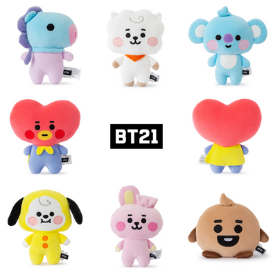 COKODIVE BT21 BABY MINI BODY FLAT CUSHION
