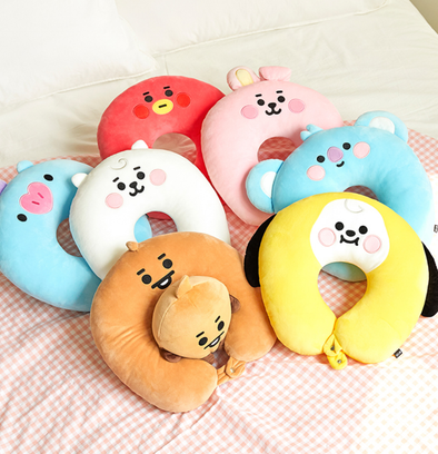 COKODIVE BT21 BABY NECK PILLOW
