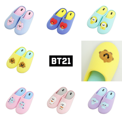 COKODIVE BT21 BABY SLIPPER