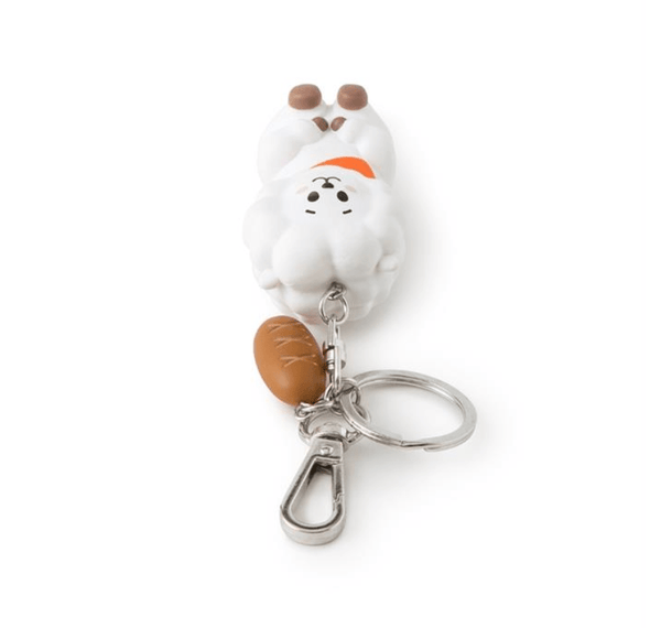 COKODIVE BT21 RJ MINI FIGURE KEYRING