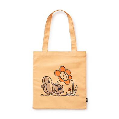 COKODIVE BT21 SHOOKY FLOWER ECO BAG