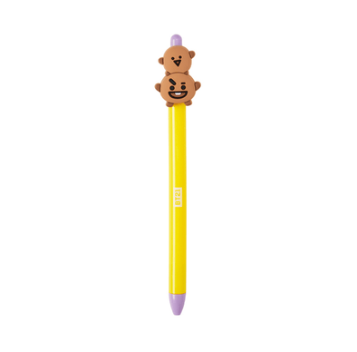 COKODIVE BT21 SHOOKY HEART GEL PEN