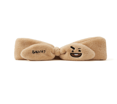 COKODIVE BT21 SHOOKY RIBBON HAIR BAND