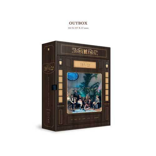 COKODIVE BTS -  2019 BTS 5TH MUSTER [MAGIC SHOP] [Blu-ray]