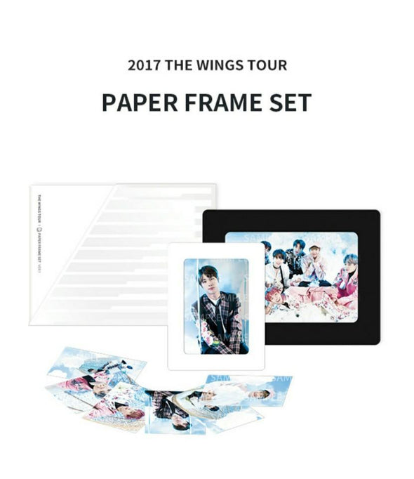 COKODIVE BTS BTS BANGBANG POP-UP MD WINGS TOUR
