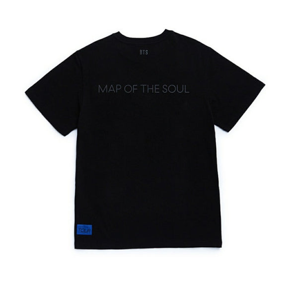 COKODIVE BTS MAP OF THE SOUL TOUR MD T-SHIRT : CITY EDITION (SEOUL)