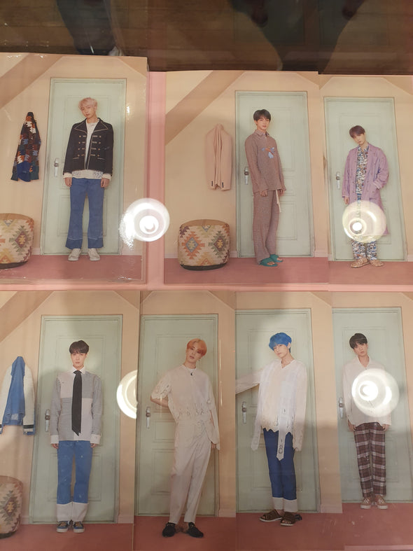 COKODIVE BTS POP UP : HOUSE OF BTS - SEOUL - HOME