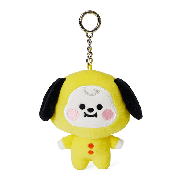 COKODIVE CHIMMY BT21 BABY BAG CHARM (11CM)
