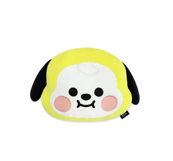 COKODIVE CHIMMY BT21 BABY MOCHI FACE CUSHION