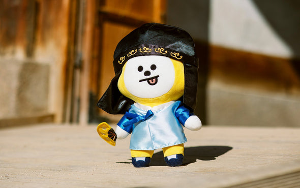 COKODIVE Chimmy BT21 HANBOK EDITION Standing Dolls