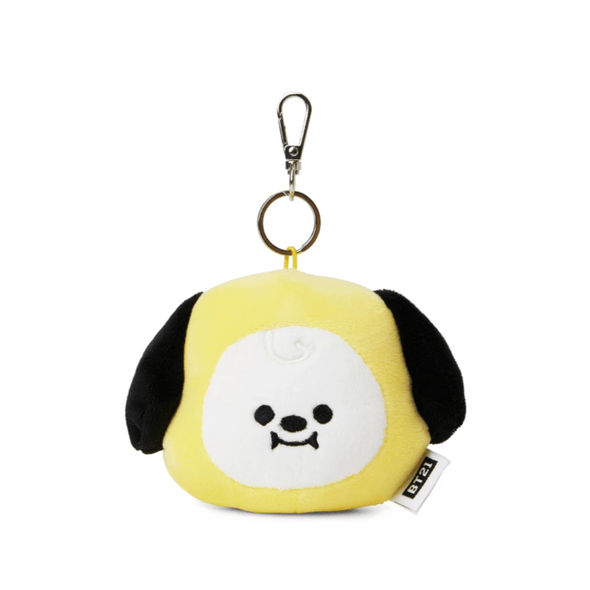 COKODIVE CHIMMY [PRE-ORDER] BT21 BABY LIGHT UP CHEEKS BAG CHARM DOLL