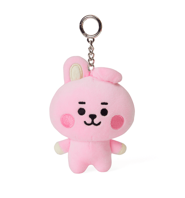 COKODIVE COOKY BT21 BABY BAG CHARM (11CM)