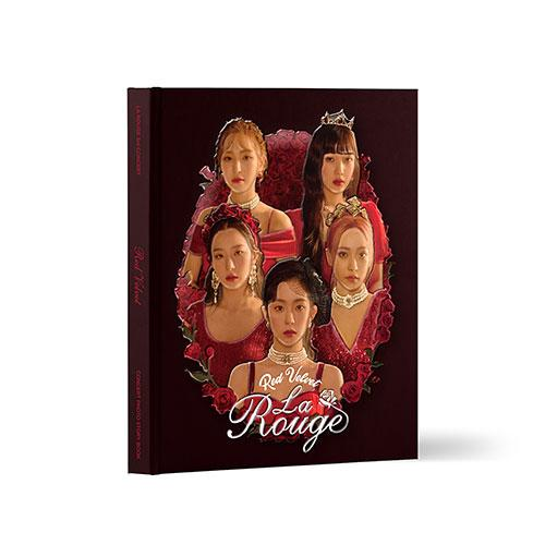 COKODIVE Copy of [PRE-ORDER] RED VELVET - 3RD CONCERT PHOTO BOOK [LA ROUGE]