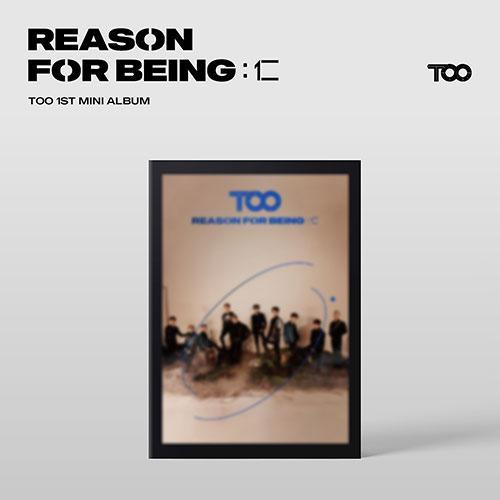 COKODIVE dysTOOpia ver. [PRE-ORDER] TOO - 1ST MINI ALBUM [REASON FOR BEING:  仁]