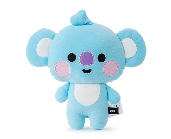 COKODIVE KOYA BT21 BABY MINI BODY FLAT CUSHION