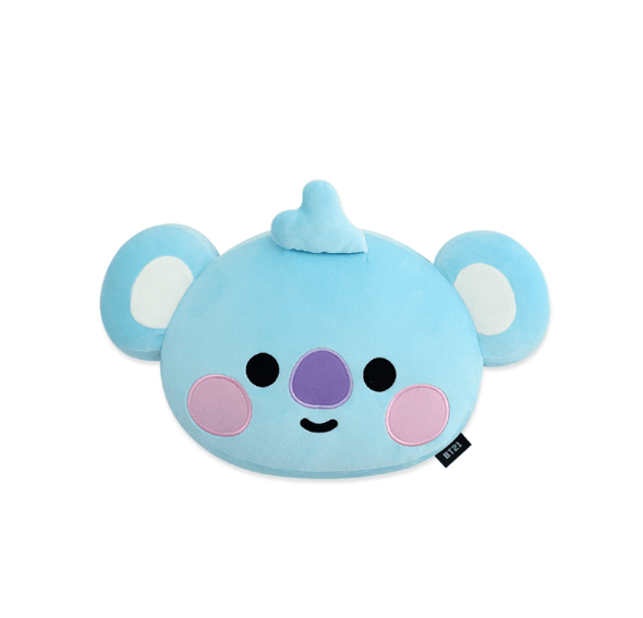 COKODIVE KOYA BT21 BABY MOCHI FACE CUSHION