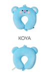 COKODIVE KOYA BT21 BABY NECK PILLOW