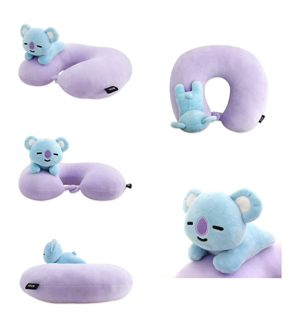 COKODIVE KOYA BT21 SOFT NECK PILLOW