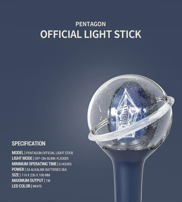 COKODIVE PENTAGON - OFFICIAL LIGHT STICK