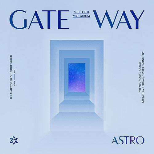 COKODIVE [PRE-ORDER] ASTRO - 7TH MINI ALBUM [GATEWAY]