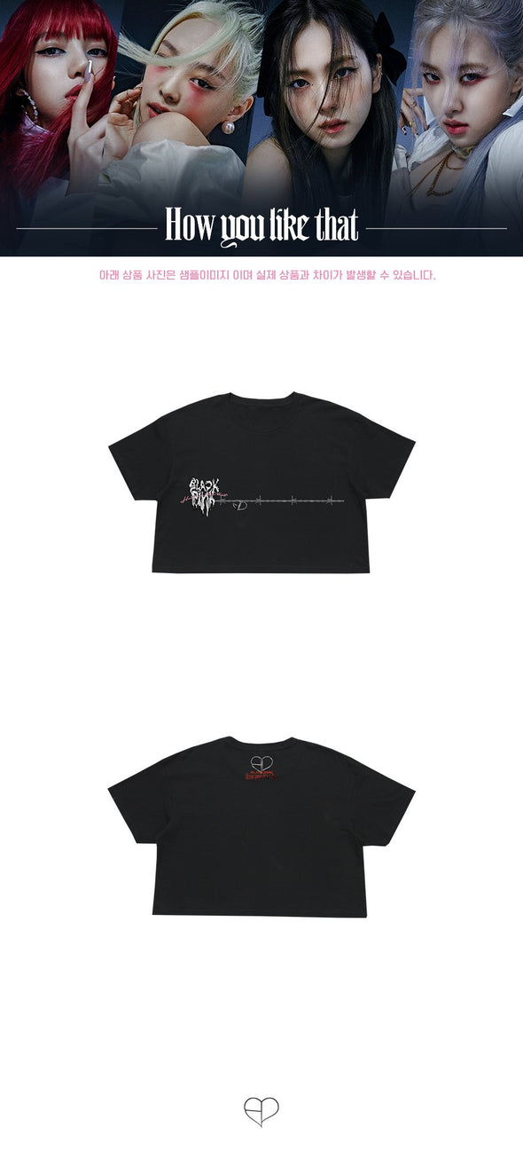 COKODIVE [PRE-ORDER] BLACKPINK - OFFICIAL MD [HOW YOU LIKE THAT] MELTING HEART LINE