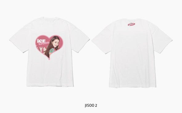COKODIVE [PRE-ORDER] BLACKPINK - OFFICIAL MD [ICECREAM] 2ND CLOTHES LINE