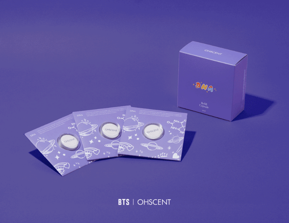 COKODIVE [PRE-ORDER] BTS X OHSCENT MD